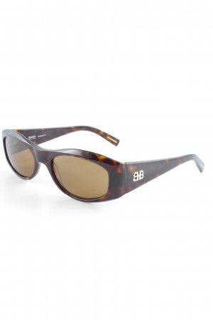 Hugo Boss Gafas de sol ovaladas marrón oscuro-marrón degradado de color