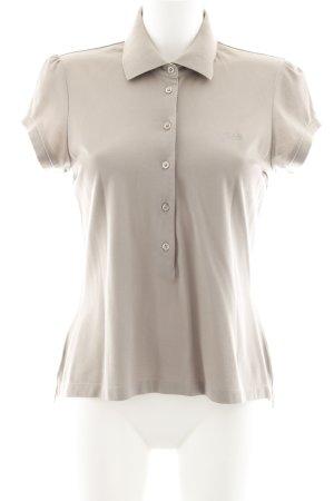 Hugo Boss Polo-Shirt beige Casual-Look