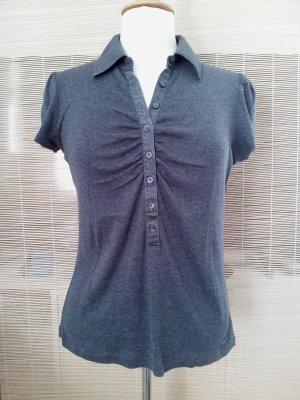 Hugo Boss Camiseta tipo polo gris oscuro Algodón