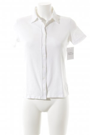 Hugo Boss Polo-Shirt weiß Casual-Look