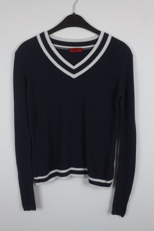 Hugo Boss Pullover Gr. S dunkelblau (18/7/284)