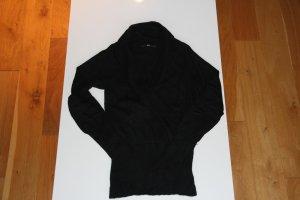 HUGO BOSS Pullover mit Schalkragen
