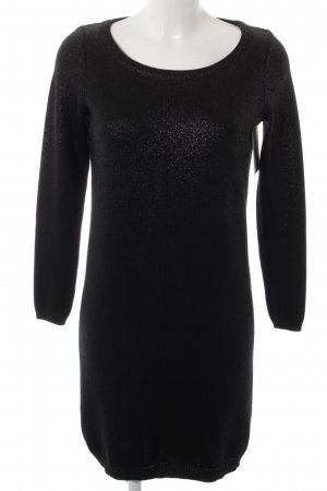 Hugo Boss Sweater Dress black glittery