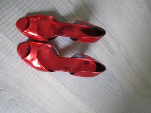 Hugo Boss Pumps in glänzendem rot