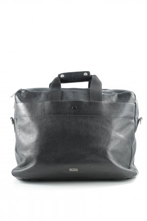 Hugo Boss Reisetasche schwarz Business-Look
