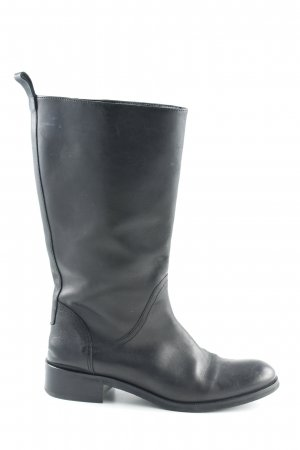 Hugo Boss Riding Boots black classic style