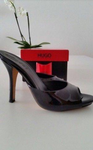 Hugo Boss High Heel Sandal black