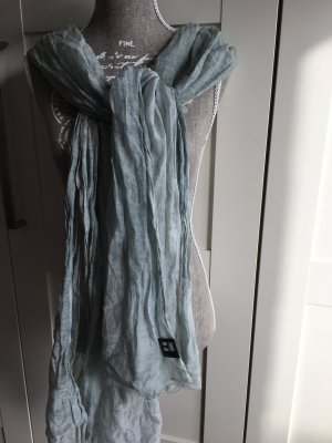 Hugo Boss Scarf pale blue