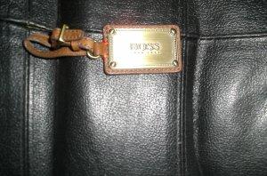 Hugo Boss Porte-clés cognac cuir