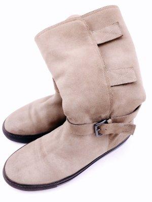 Hugo Boss ❤️ schöne Leder Damen Schuhe gr.38 ( 24,5 cm ) Orginal