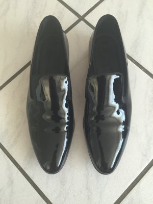 Hugo Boss Schuhe Lackleder 39,5