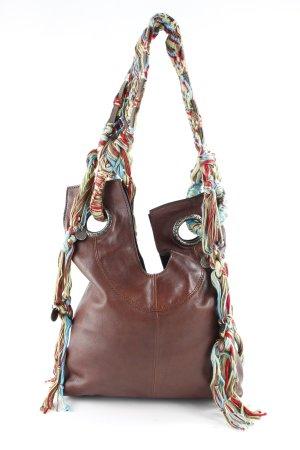 Hugo Boss Shoulder Bag multicolored Boho look