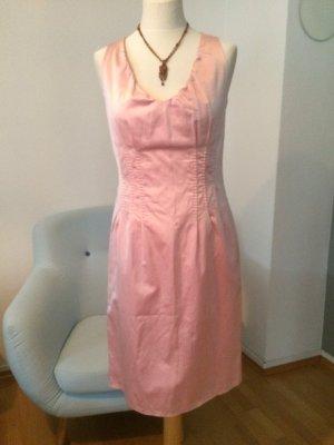 Hugo Boss Seiden Kleid rosa Größe 40