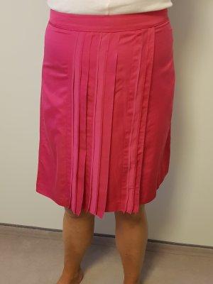 Hugo Boss Seidenrock pink Gr.44