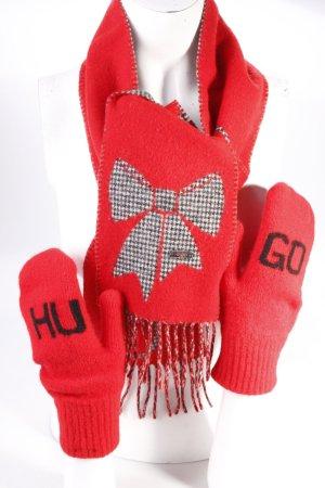 Hugo Boss Set Handschuhe und Schal
