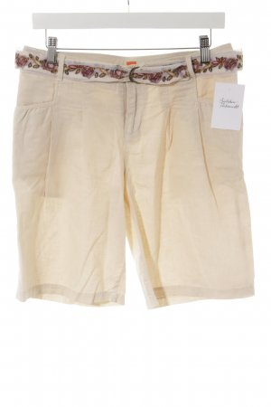 Hugo Boss Shorts creme Casual-Look
