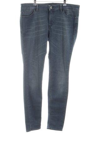 Hugo Boss Jeans skinny bleu style décontracté