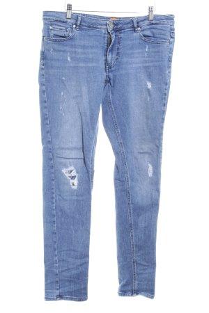 """Hugo Boss Skinny Jeans """"42,95"""" kornblumenblau"""