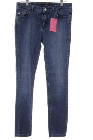 Hugo Boss Skinny Jeans dunkelblau Jeans-Optik
