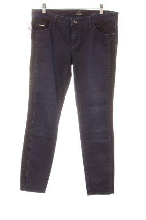 Hugo Boss Skinny Jeans dunkelblau-schwarz Jeans-Optik