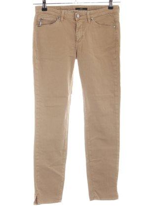 Hugo Boss Slim Jeans creme Casual-Look
