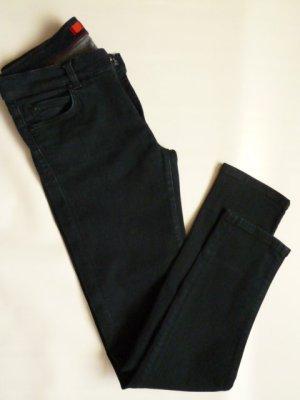 HUGO Hugo Boss Jeans slim fit blu scuro Cotone