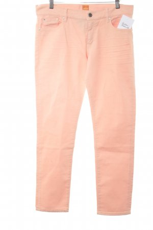 Hugo Boss Slim Jeans apricot Casual-Look