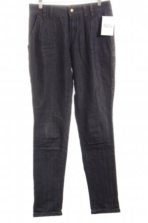 Hugo Boss Slim Jeans blau Casual-Look