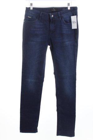 Hugo Boss Slim Jeans dunkelblau Casual-Look