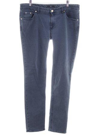 Hugo Boss Slim Jeans graublau Casual-Look