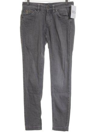 Hugo Boss Slim Jeans hellgrau Brit-Look