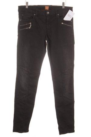 Hugo Boss Slim Jeans schwarz