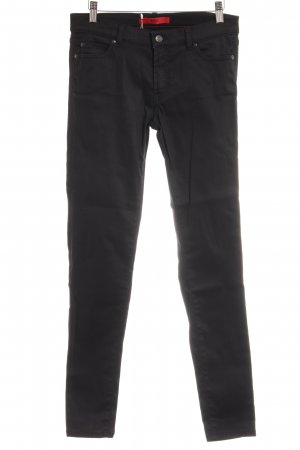 Hugo Boss Slim Jeans schwarz Casual-Look