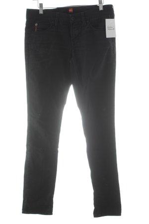 Hugo Boss Slim Jeans taupe Casual-Look