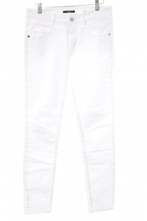 Hugo Boss Slim Jeans weiß Casual-Look