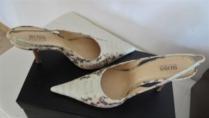 """Hugo Boss"" Slingback Pumps Gr. 38 NP 200,-€ wNEU"