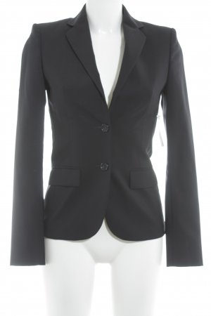 Hugo Boss Blazer smoking blu scuro stile professionale