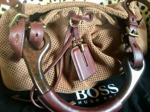 HUGO Hugo Boss Carry Bag beige-brown