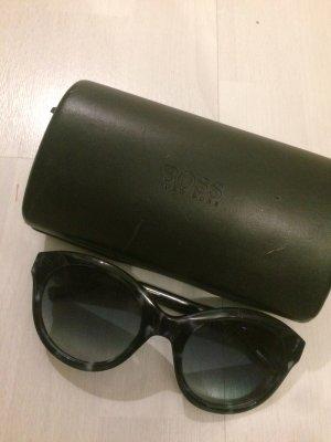 Hugo Boss Panto Glasses dark blue-slate-gray