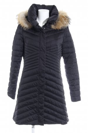 Hugo Boss Quilted Coat multicolored fluffy