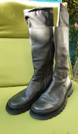 Hugo Boss Winter Boots multicolored leather