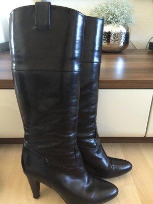 Hugo Boss Stiefel schwarz