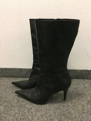 Hugo Boss Stiefel (schwarz, halbhoch)