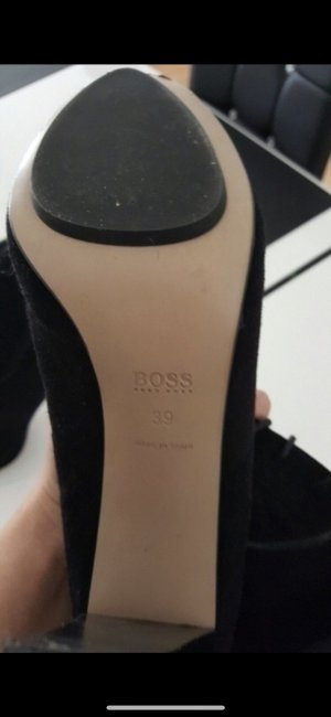 Hugo Boss High Heel Sandal black