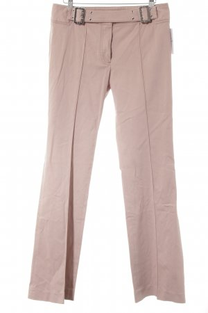 Hugo Boss Stoffhose altrosa Casual-Look