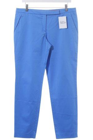 Hugo Boss Stoffhose blau klassischer Stil