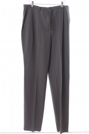 Hugo Boss Stoffhose grüngrau Business-Look