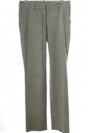 Hugo Boss Stoffhose Karomuster Business-Look