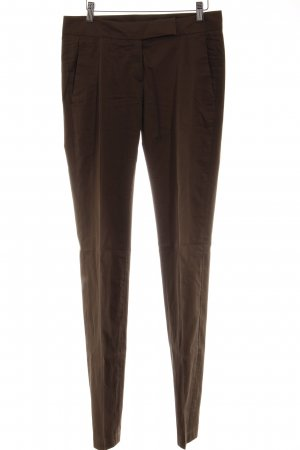 Hugo Boss Stoffhose ocker Business-Look