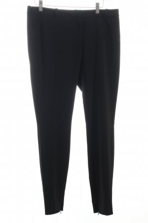 Hugo Boss Stoffhose schwarz Business-Look